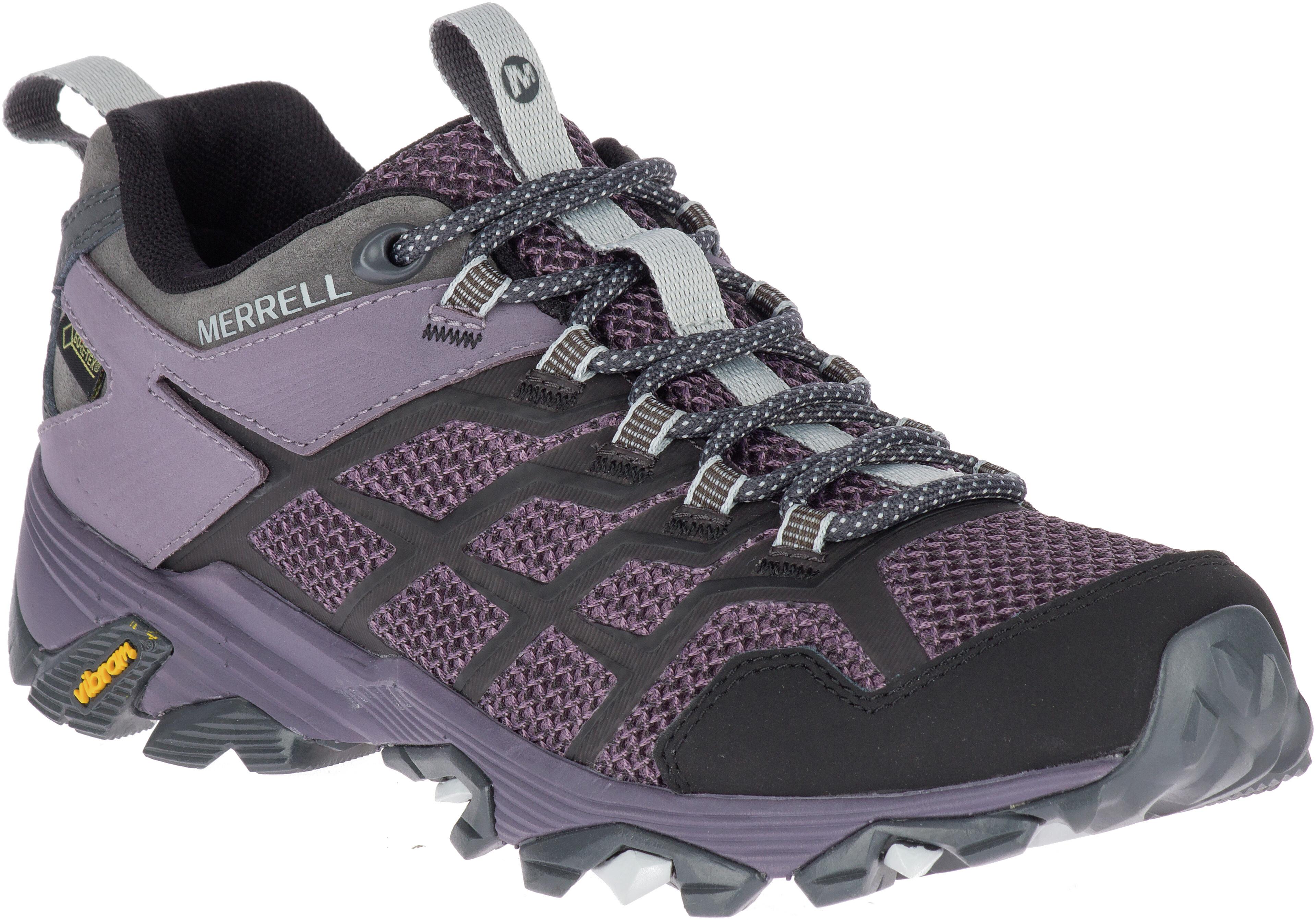 3354681c0579a Merrell Moab FST 2 GTX - Calzado Mujer - gris violeta